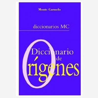 Diccionario de Orígenes