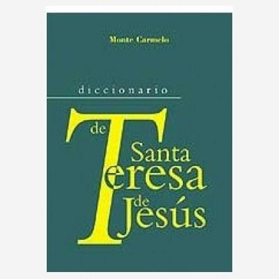 """Diccionario de Santa Teresa de Jesús """"Breviario"""""""