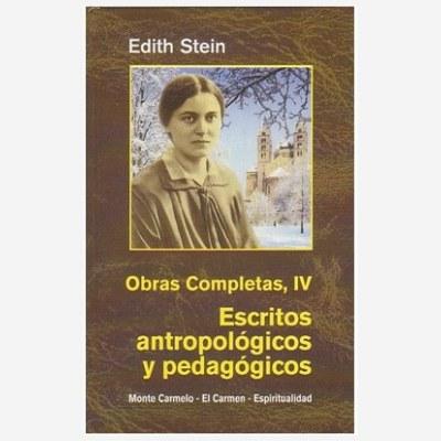 Edith Stein. Obras Completas IV