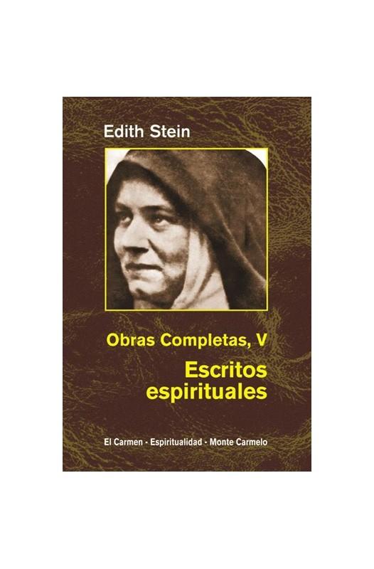 Edith Stein. Obras Completas V