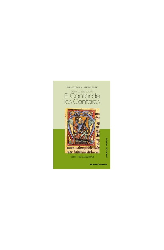 Sermones sobre el Cantar de los Cantares. Vol. II