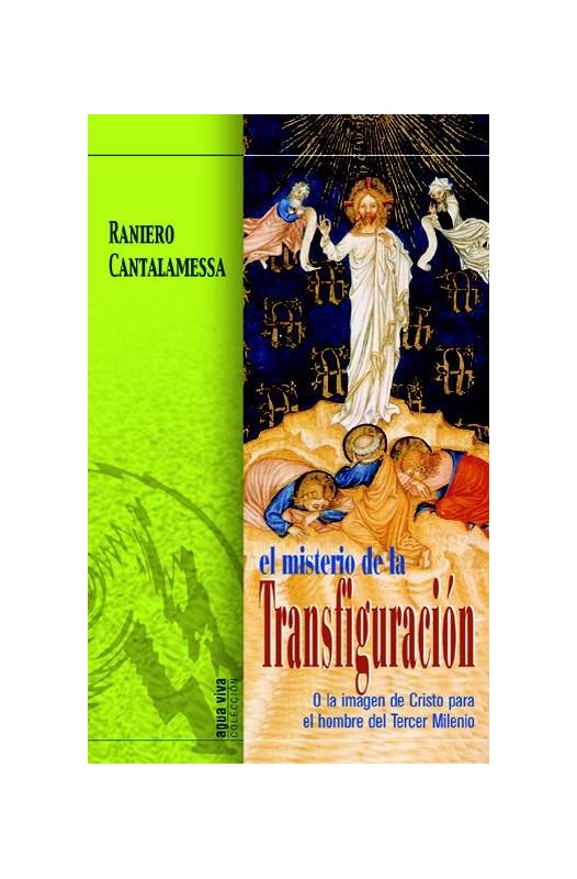 El misterio de la Transfiguración