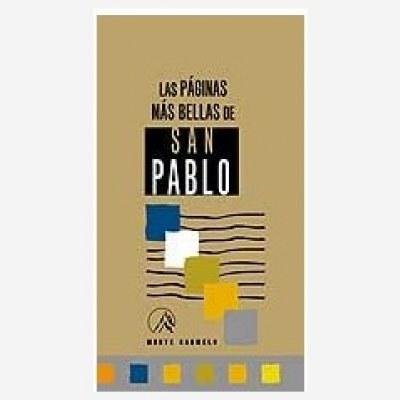 Las páginas más bellas de San Pablo