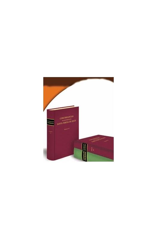 Concordancias de los escritos de Santa Teresa de Jesús
