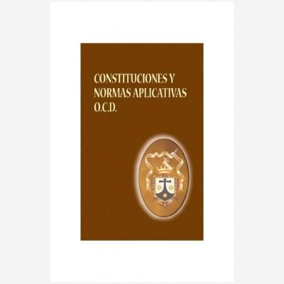 Constituciones y normas aplicativas O.C.D.