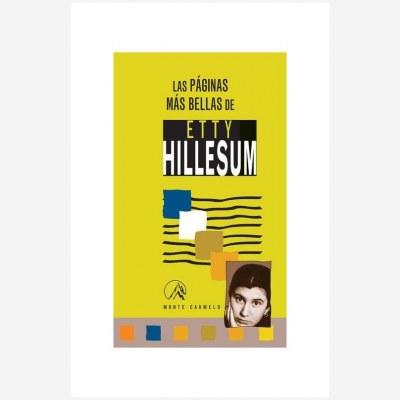 Las páginas más bellas de Etty Hillesum