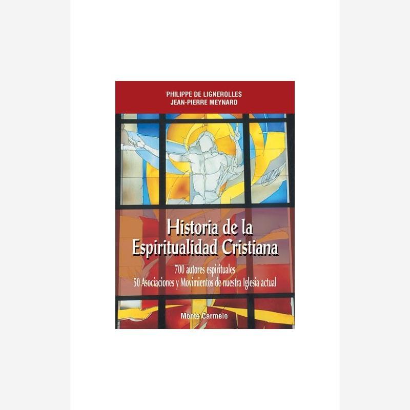 Historia de la Espiritualidad Cristiana