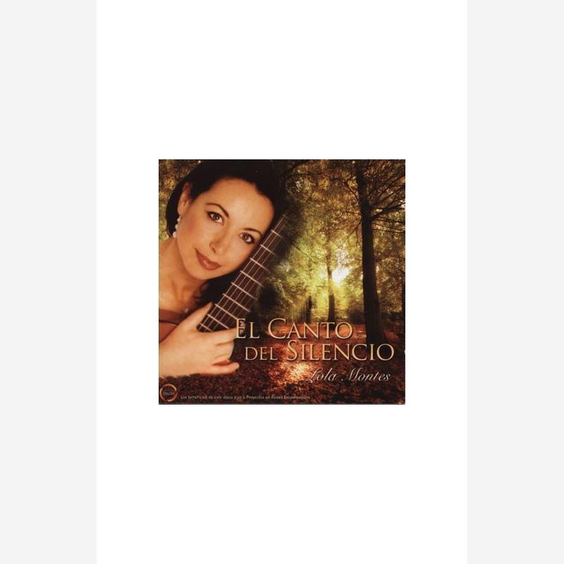 """El canto del silencio """"CD"""""""