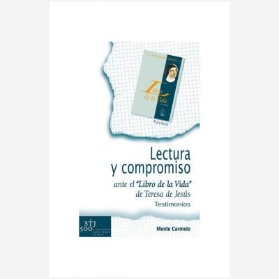 """Lectura y compromiso ante el """"Libro de la Vida"""" de Teresa de Jesús"""