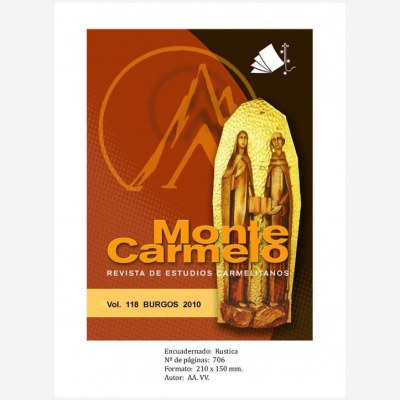 Revista Monte Carmelo - Volumen 118