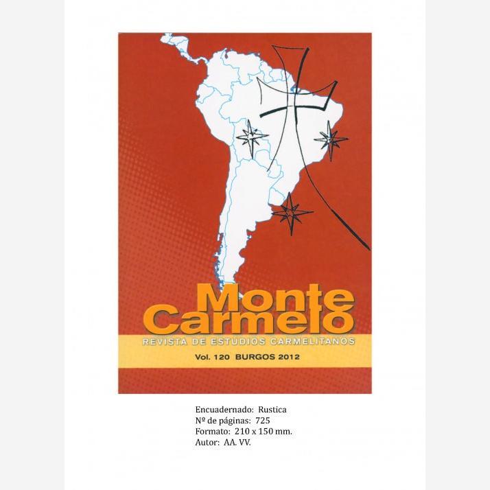 Revista Monte Carmelo - Volumen 120