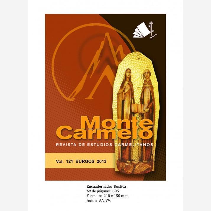 Revista Monte Carmelo - Volumen 121