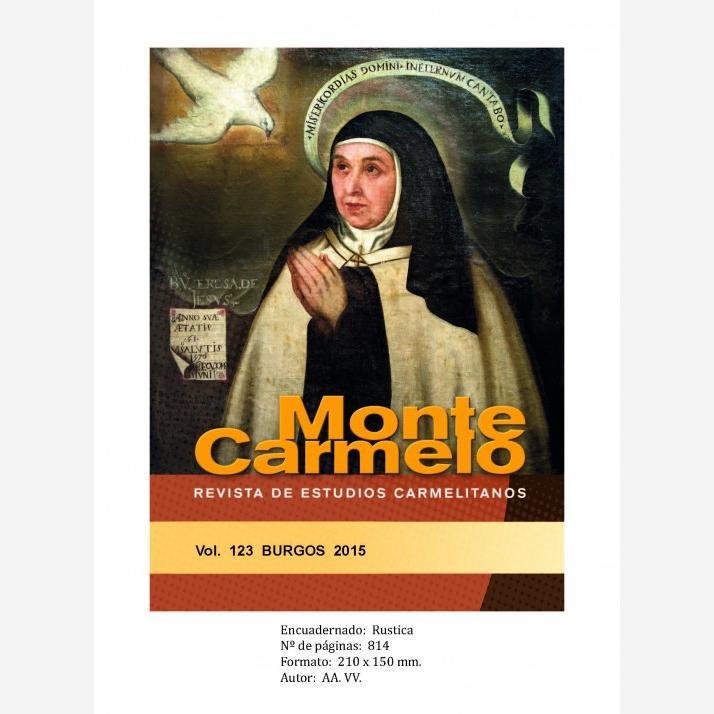 Revista Monte Carmelo - Volumen 123