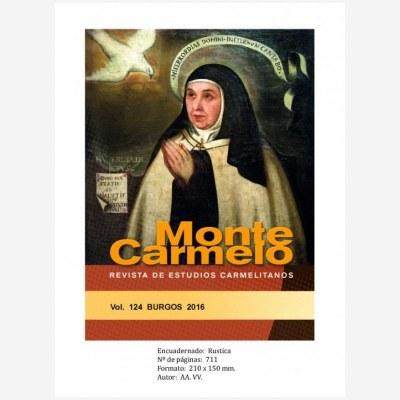 Revista Monte Carmelo - Volumen 124