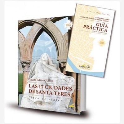Las 17 ciudades de Santa Teresa + Guía práctica (con mapas y planos)