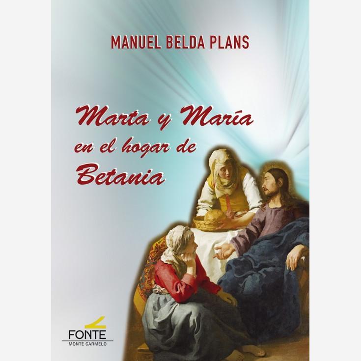 Marta y María en el hogar de Betania
