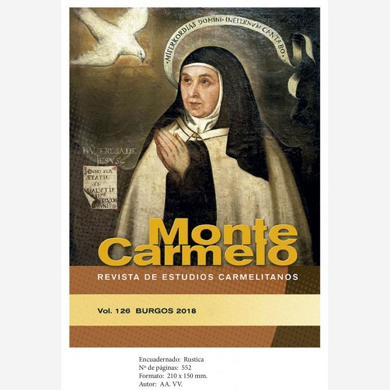 Revista Monte Carmelo - Volumen 126