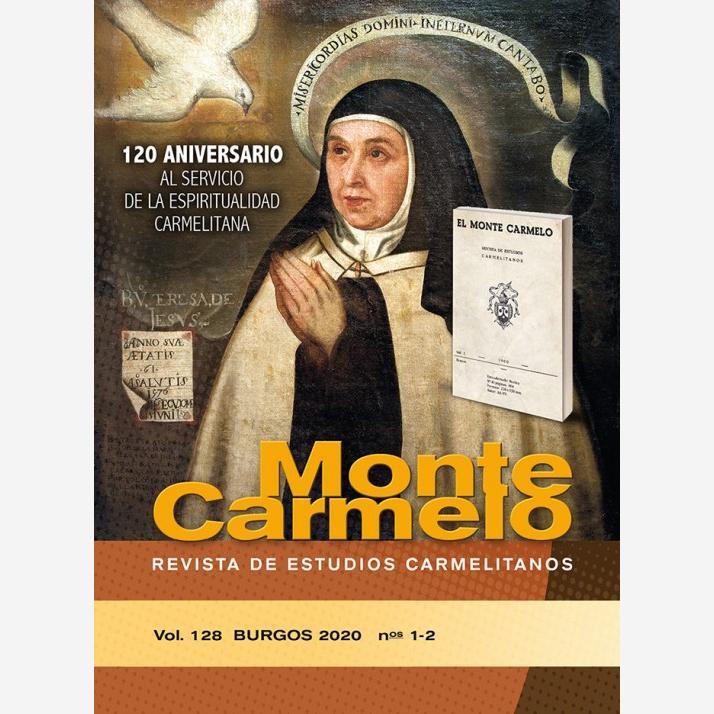 Revista Monte Carmelo [Incluye todos los números del año]